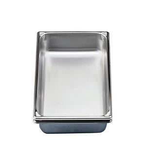 Vollrath Company  30062  Super Pan V Full Size 6'' (1 EACH)
