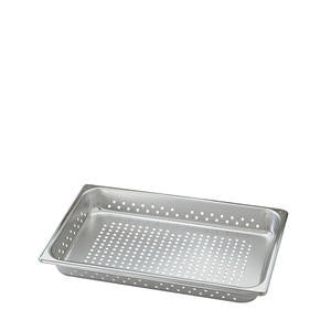 Vollrath Company  30023  Super Pan V Perforated Full Size 2 1/2'' (1 EACH)