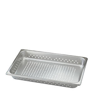 Vollrath Company  30043  Super Pan V Full Size Perforated 4'' (1 EACH)