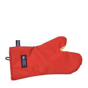 San Jamar  CTC15  Cool Touch Oven Mitt Red 15'' (1 EACH)