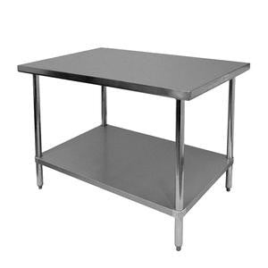 Thunder Group  SLWT43048F  Work Table 30'' x 48'' (1 EACH)