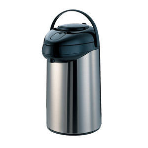 Service Ideas  GLAP250  Airpot Black/Stainless 2.5 ltr (1 EACH)
