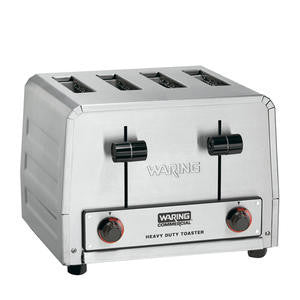 Waring  WCT800  Toaster 4 Slot Heavy Duty (1 EACH)