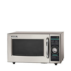 Sharp  R-21LCF  Commercial Microwave Oven Medium-Duty (1 EACH)