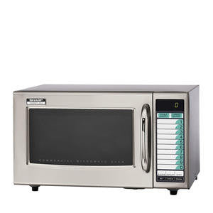 Sharp  R-21LVF  Commercial Microwave Oven Medium-Duty (1 EACH)
