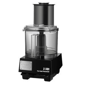 Waring  WFP11S  Food Processor 2.5 qt (1 EACH)
