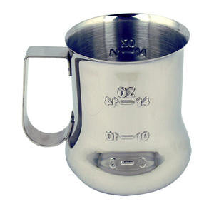 Thunder Group  SLMP0018  Steaming Pitcher 18 oz (1 EACH)