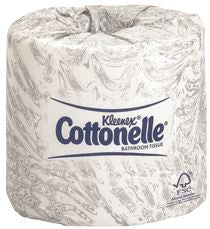 Kimberly-Clark 13135 COTTONELLE TOILET TISSUE 2PLY WHITE 451 SHEETS PER ROLL 20 ROLLS PER CASE (1 CASE)