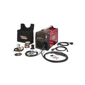 Lincoln Electric Mig Welder >> Lincoln Electric K3018 2 Power Mig 180 Dual Mig Welder 120 208