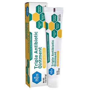 MedPride 30255 Triple Antibiotic 1oz Tube (72 PER CASE)