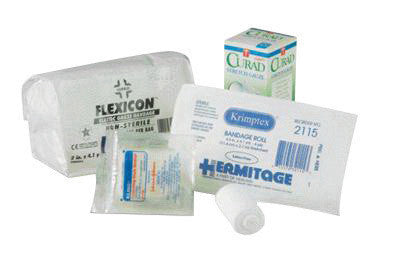 "Swift 051820 First Aid 2"" Roll Non-Sterile Gauze Clean Wrap  (1/RL)"