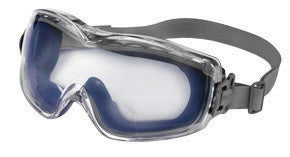 Uvex S3993X by Honeywell Stealth Reader Magnifiers Impact Goggles With Navy Blue Frame, Clear Uvextreme Anti-Fog Anti-Scratch Lens And Neoprene Headband  (1/EA)