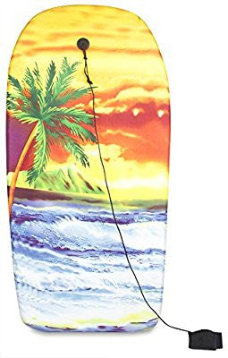 "Rental - Body Board 37"" - Oahu Only"