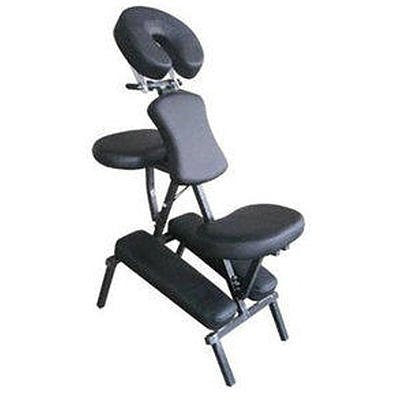 FOLDING AND PORTABLE MASSAGE CHAIR - Shay Pure Aloha Inc