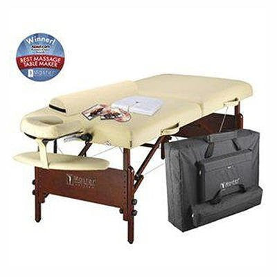 "30"" Package Massage Table in Cream"