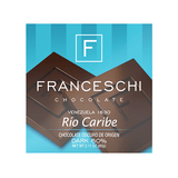 Río Caribe 60% - Display (12 bars) - Franceschi Chocolate