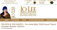Jo Lee Magazine / The Rich and Famous