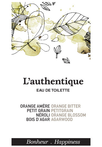 L'Authentique I 10 mL