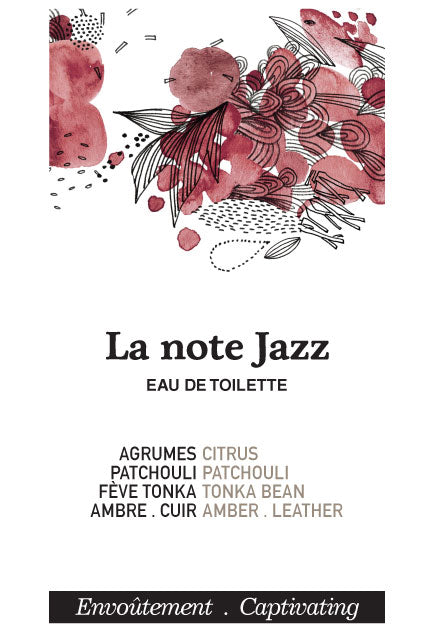 La note Jazz I 50 mL