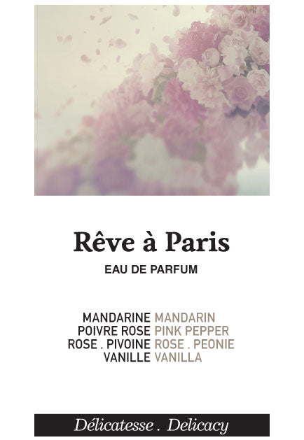Rêve à Paris I 10 mL