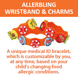 Allerbling Wristband and Charms