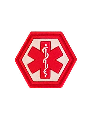 Medical Cross Patch