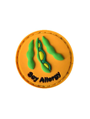 Soy Allergy Patch