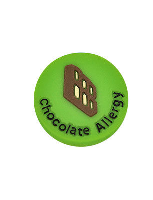 Chocolate Allergy Charm