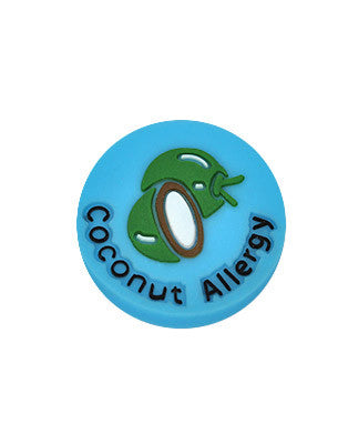 Coconut Allergy Charm