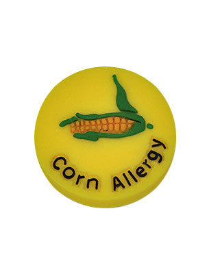 Corn Allergy Charm