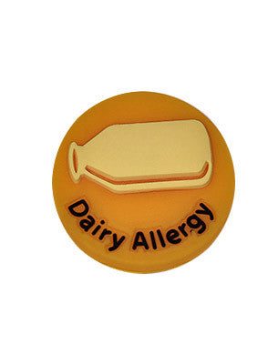 Dairy Allergy Charm