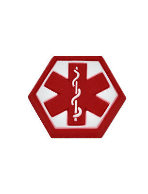Medical Cross Charm