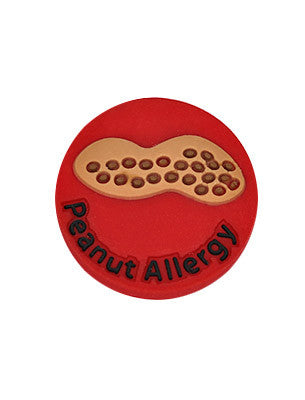 Peanut Allergy Charm