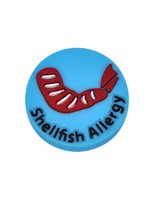 Shellfish Allergy Charm