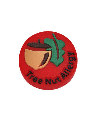 Tree Nut Allergy Charm