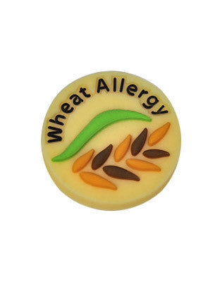 Wheat Allergy Charm