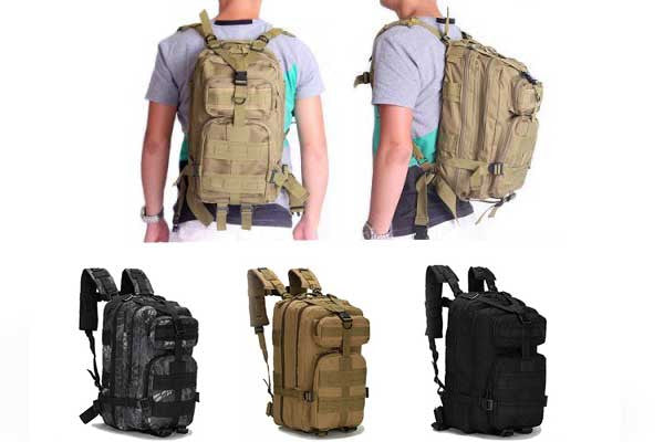 ★ Ranger-Made ★ Official Military Tactical Backpack