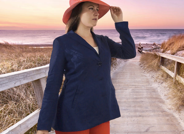Interview of Janice Trayes, Founder of Connecticut Country Clothing, in the House of Coco - June 19, 2019
