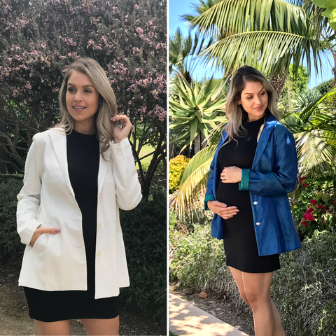 Sustainable Blazers Which Are Perfect When You're Pregnant