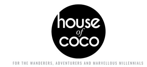 House of Coco - Logo - Media