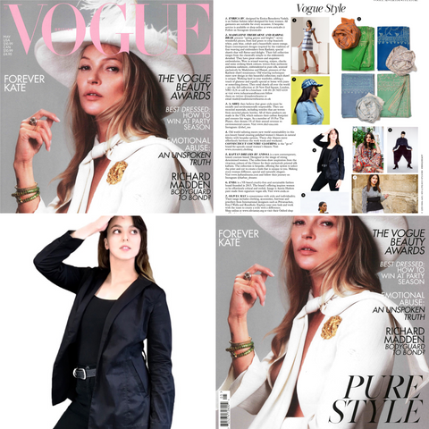 Vogue May UK - Connecticut Country Clothing
