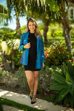 Blazer - the Dressy Chic Women's Blazer (lined or wrap style)