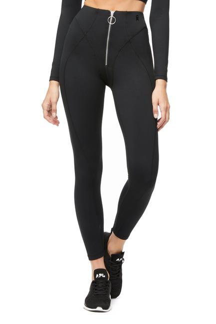 The Warrior Zip 7/8 Legging