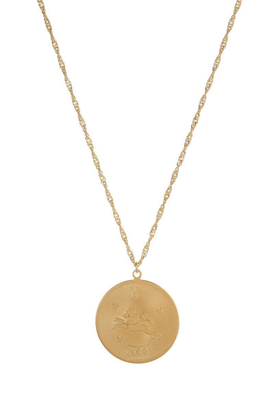 Planets & Predictions Zodiac Necklace