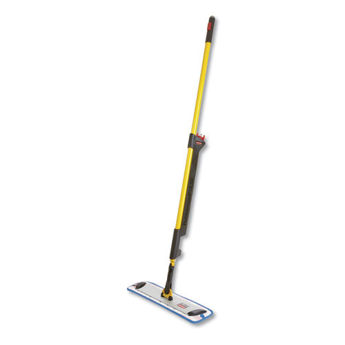 "Rubbermaid Pulse Mop, 18"" Frame, 52"" Handle"