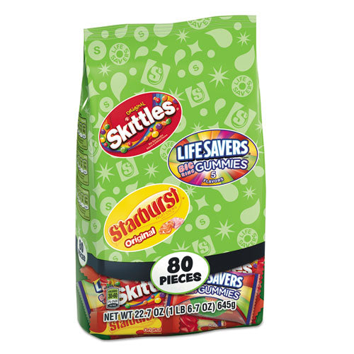 Wrigley's Family Favorites Assortment, Variety, Bag