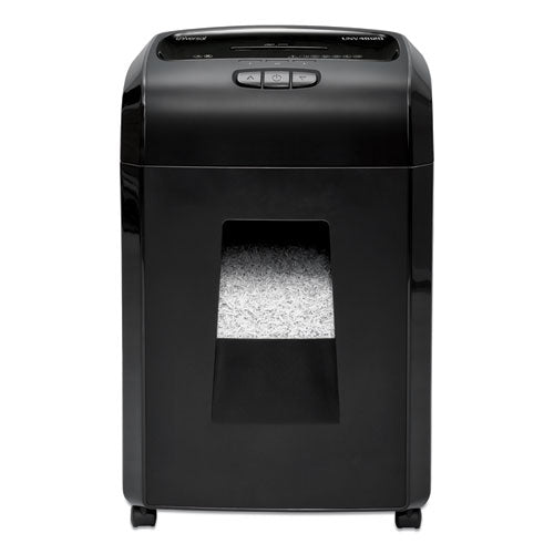 Heavy-duty Micro-cut Shredder, 20 Sheet Capacity