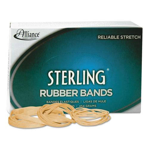 Alliance Sterling Rubber Bands Rubber Bands, 64, 3 1-2 X 1-4, 425 Bands-1lb Box-Alliance®-Omni Supply