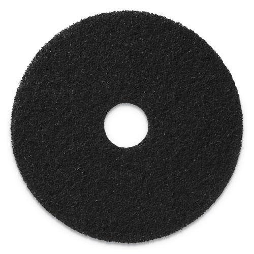 "Americo STRIPPING PADS, 19"" DIAMETER, BLACK, 5-CT-Americo®-Omni Supply"