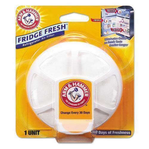 ArmHammer Fridge Fresh Baking Soda, Unscented, 8-carton-Arm & Hammer™-Omni Supply